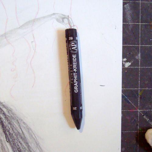 Feinste graphite