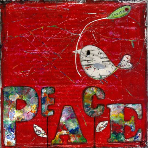 Peace scan