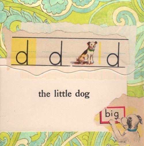 Little dog big